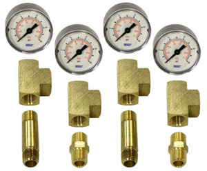 Pressure Gauge Upgrade Kit For P550WH / P1500WH Series Dehydrators