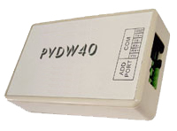PVDW40 Air Dryer Monitoring Interface