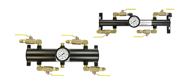 Air Dryer Balance Manifolds