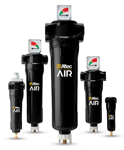 A-PRO Series Flanged Filters & Water Separators