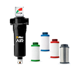 Compressed Air Filters & Elements